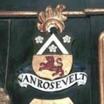 Het wapen van de familie Van Rosevelt